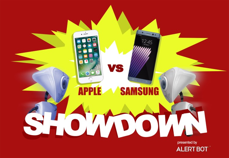 2016-09-001-showdowns-logo-apple-vs-samsung